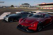 2020 Mazda RX-Vision GT3 concept-Gran Turismo Sport-front