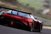 2020 Mazda RX-Vision GT3 concept-Gran Turismo Sport-rear