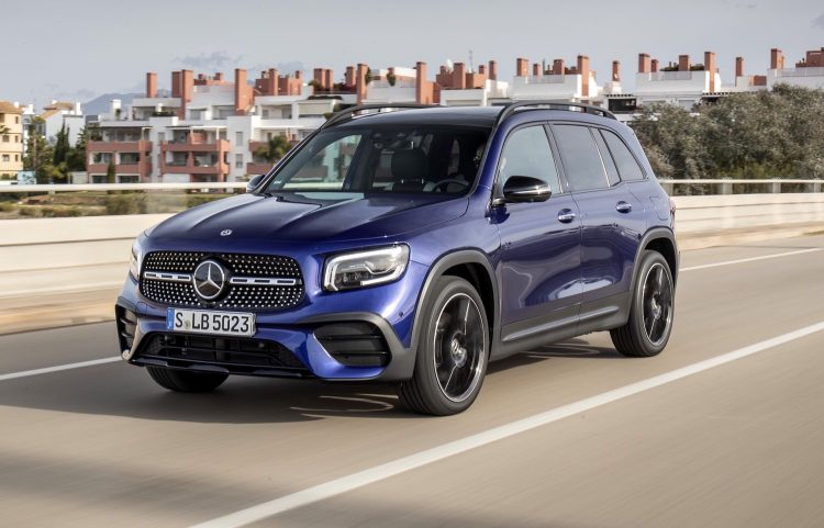 Mercedes-Benz GLB now on sale in Australia from $59,900 | PerformanceDrive