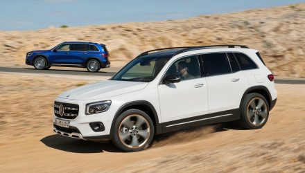 Mercedes-Benz GLB now on sale in Australia from $59,900