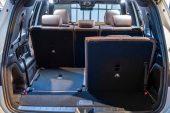 2020 Mercedes-Benz GLB boot space