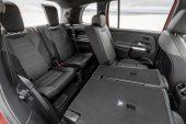 2020 Mercedes-Benz GLB third row seat