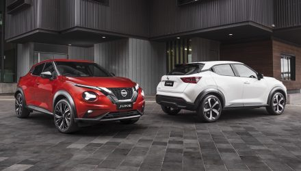 2020 Nissan Juke on sale in Australia in June, from $27,990