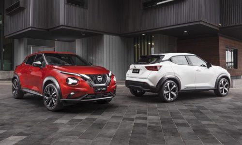 2020 Nissan Juke on sale in Australia in June, from $27,990