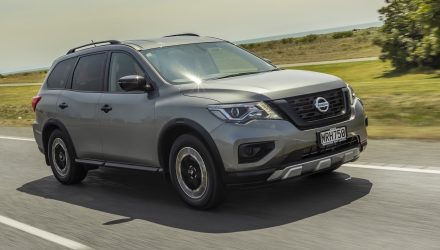 2021 Nissan Pathfinder getting 9-speed auto, CVT gone – rumour