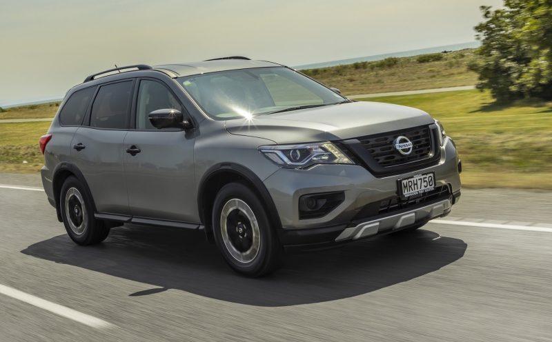 2020 Nissan Pathfinder N-TREK - 1