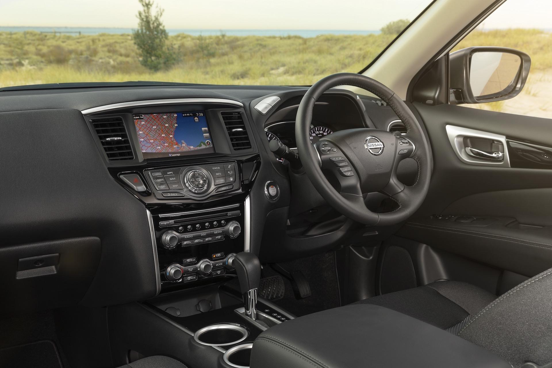 2021 Nissan Pathfinder Getting 9 Speed Auto Cvt Gone Rumour Performancedrive