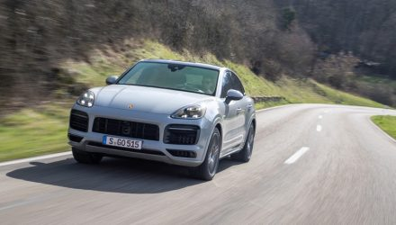 Porsche Cayenne E-Hybrid Coupe added to Australian lineup
