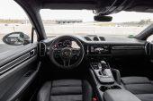2020 Porsche Cayenne E-Hybrid Coupe - interior