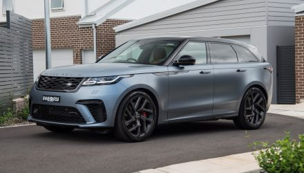 2020 Range Rover Velar SVAutobiography Dynamic review (video)