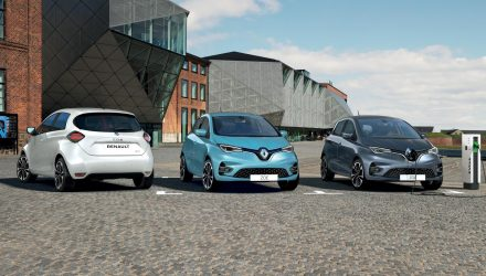 2020 Renault ZOE on sale in Australia from $49,990 drive-away
