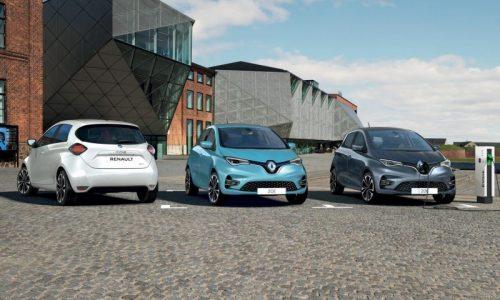 2020 Renault ZOE on sale in Australia from $49,990 drive-away