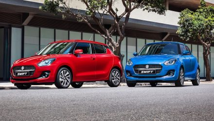 2020 Suzuki Swift Series II on sale in Australia in September