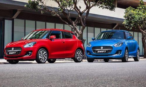 2020 Suzuki Swift Series II on sale in Australia in September