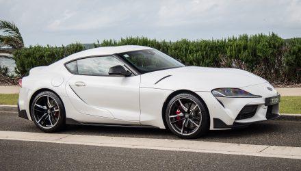 2020 Toyota Supra GTS-hero