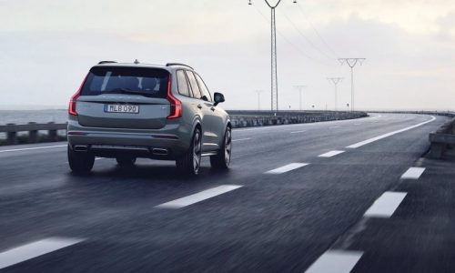 All new Volvo cars now limited to 180km/h from factory
