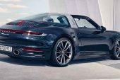 2021 992 Porsche 911 Targa leaked - 1