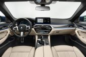 2021 BMW 5 Series-interior