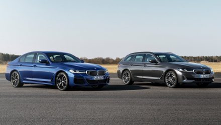 2021 BMW 5 Series revealed with 48V mild hybrid tech