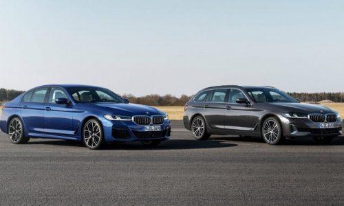 2021 BMW 5 Series revealed with 48V mild hybrid tech