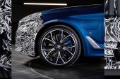 2021 BMW 5 Series teaser-wheels