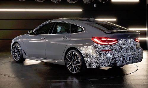 2021 BMW 5 Series, 6 Series GT updates debut on May 27