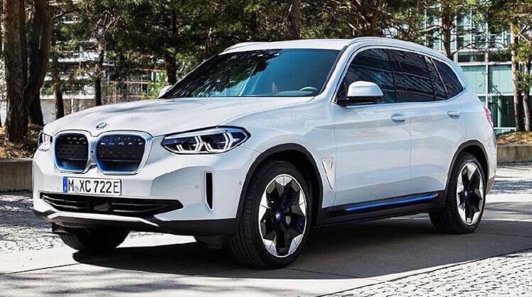 2021 BMW iX3 Revealed