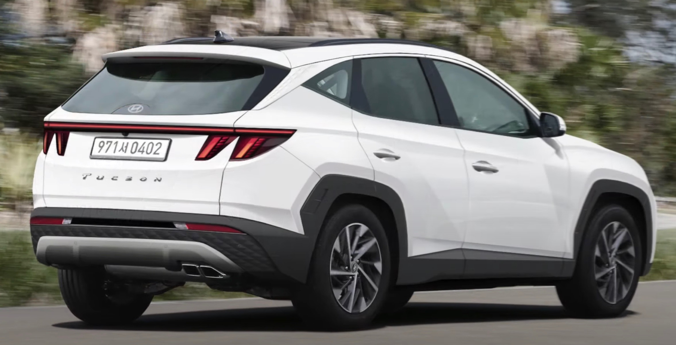 2021 hyundai tucson 'nx4' envisioned could be very
