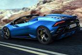 2021 Lamborghini Huracan EVO RWD Spyder-back