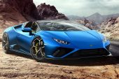 2021 Lamborghini Huracan EVO RWD Spyder-front