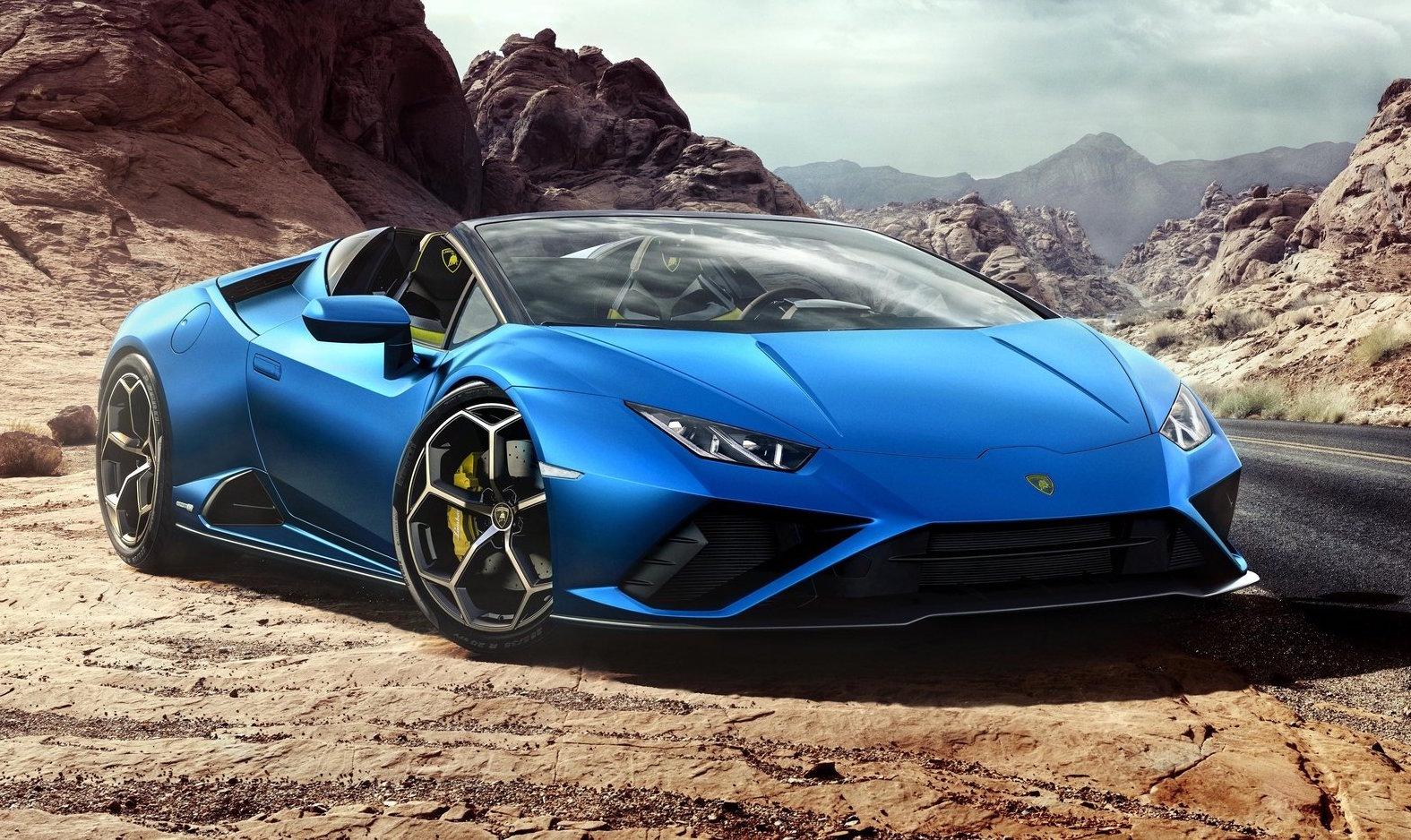 2021 Lamborghini Huracan Concept and Review