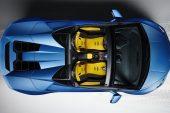2021 Lamborghini Huracan EVO RWD Spyder-top