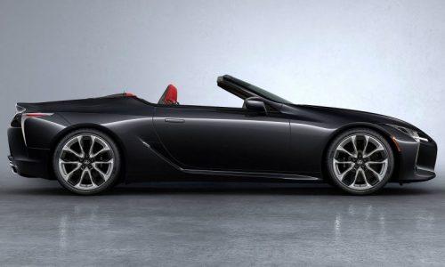 2021 Lexus LC update announced, convertible confirmed for Australia