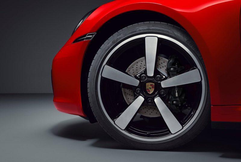 2021 Porsche 911 Targa 4-wheels