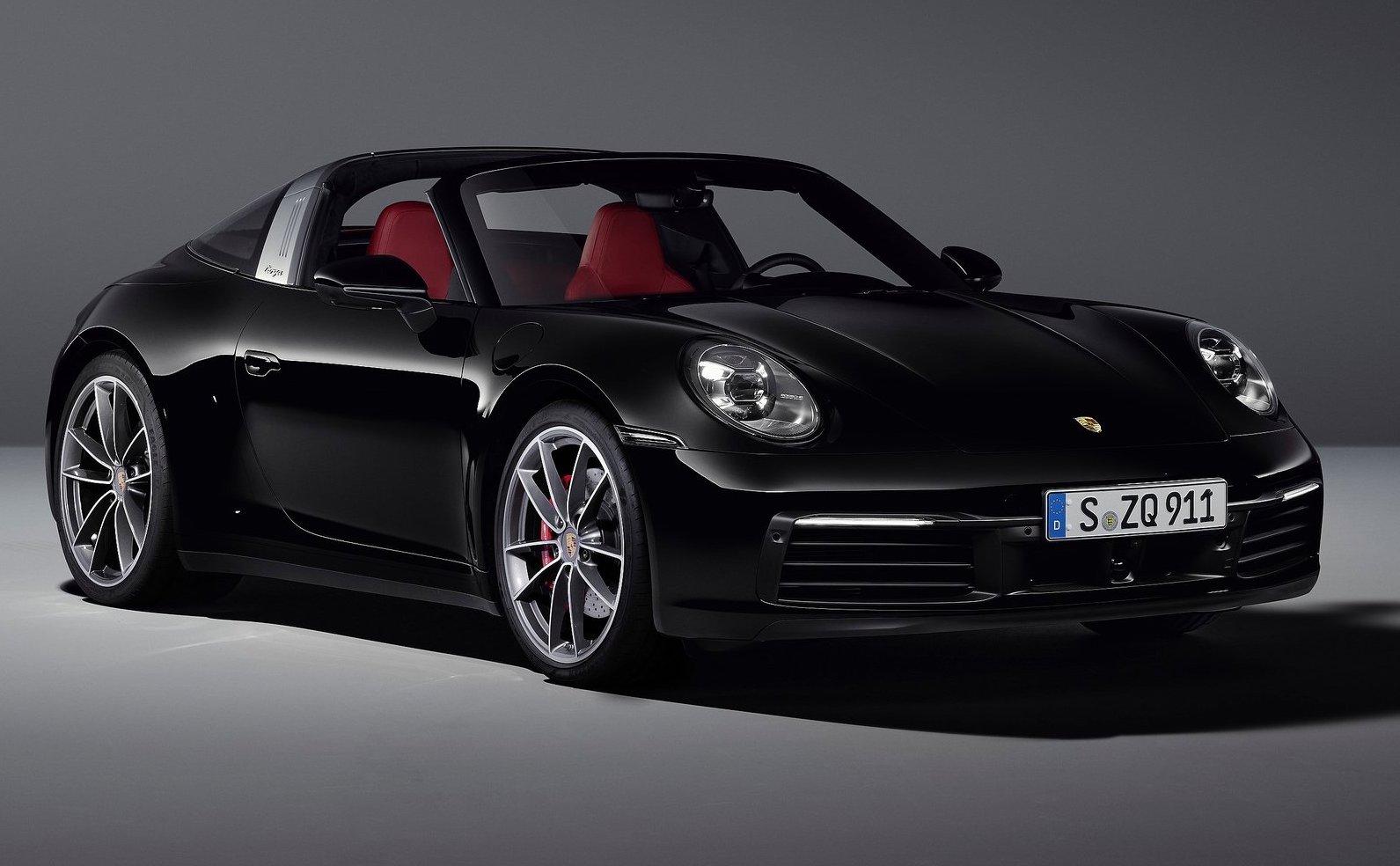 Porsche 2021