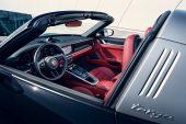 2021 Porsche 911 Targa-interior