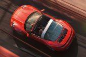 2021 Porsche 911 Targa-roof