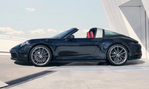 2021 Porsche 911 Targa unveiled, on sale from $275,800