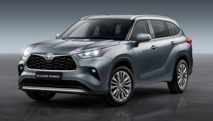 Toyota Australia confirms V6 & hybrid for 2021 Kluger