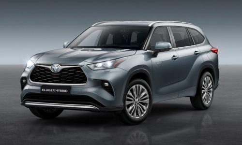 Toyota Australia confirms V6 & hybrid for 2021 Kluger