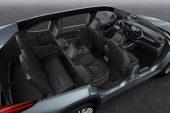 2021 Toyota Kluger Hybrid - seats