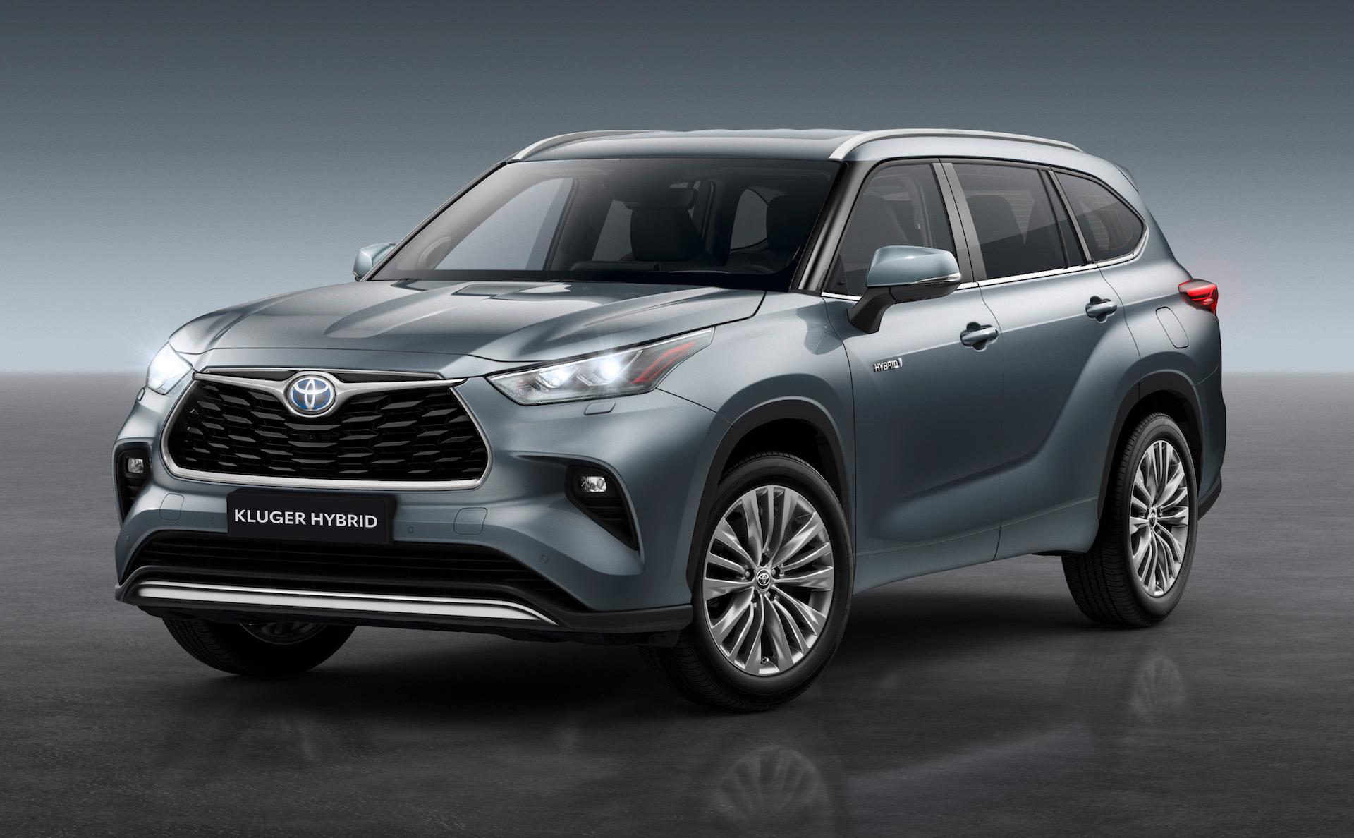 Rezension Toyota Kluger 2021