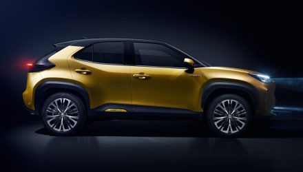 Lexus 'BX' in the works, based on Toyota Yaris Cross –rumour