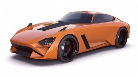 Next Nissan Z car to adopt '480Z' name, BMW M4 rival?