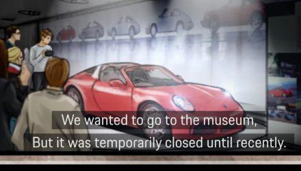 992 Porsche 911 Targa teaser