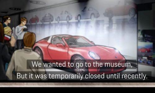 2021 992 Porsche 911 Targa previewed, debuts May 18 (video)