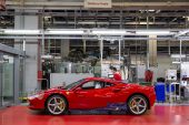 Ferrari F8 Tributo production post-coronavirus-2