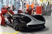 Ferrari Monza SP2 production-coronavirus
