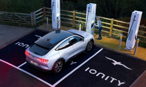 Ford Mustang Mach-E offers 118km range with 10min of charging