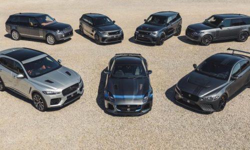 Jaguar Land Rover SVO sales up 64% for FY2019-2020